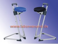 Standing support, stainless steel