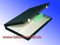 Slide box made of wood, black » AK02