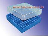 Kryoboxen PP, 37 mm, niedrige Form