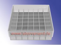 Cryobox PP, 45 - 50 mm, divider 7 x 7