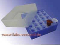 Kryoboxen PP,<br /> für Eppendorf Tubes<sup>®</sup> 5 ml