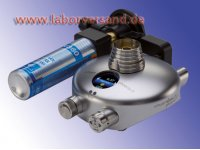 Gas safety burner