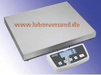 Platform scales KERN DE-D series