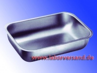 Dishes made of stainless steel