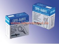 Cryo labels, Cryo-Babies<sup>®</sup> / Tough-Spots<sup>®</sup>