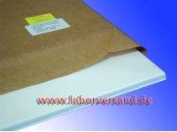 Filtrierpapier, Bögen