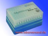 Filterspitzen im Rack MµltiGuard<sup>®</sup> steril &raquo; FB05