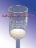 Filternutschen aus Glas