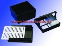 Färbesystem schwarz aus Kunststoff