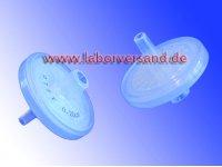 Spritzenvorsatzfilter PTFE, unsteril