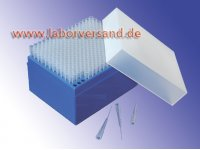 Gel loader tips, boxed » <br/>with round tip 0,60 mm Ø » GS20