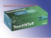 Nitrile gloves Touch N Tuff<sup>®</sup>, powder-free