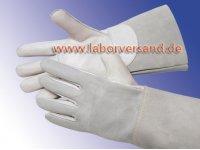 Leder-Schutzhandschuhe