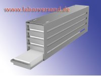 Freezer Racks with Drawers for Slide boxes