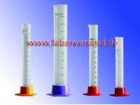 Measuring cylinder, graduated, tall form » MP04