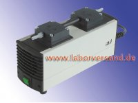 Membrane controlled vacuum pumps, KNF