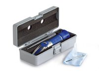 Refractometer, application: Sugar