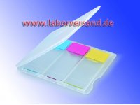 Mailing boxes for microscope slides
