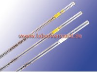 Measuring pipettes, graduated » <br>w/o cotton stopper ends, (neck Ø ca. 5 mm) » PM2