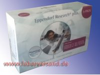 eppendorf Research<sup>®</sup> plus 3-Pack