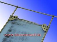 X-ray developing frames
