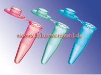 Microtubes with lid,
