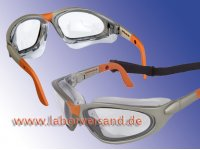 Labor-Sicherheitsbrille Typ AMBRIC