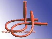 Gas safety hose