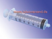 Syringes LuerLock, disposable » SE25