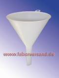 Funnels made of plastic » T12