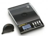 Pocket precision balance KERN TAB series