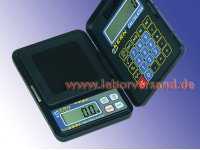 Pocket balance KERN CM series